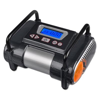 超極光 數位顯示打氣機 內附贈-3款打氣嘴+保險絲*車用輪胎 籃球 打氣充氣