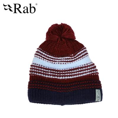 【RAB】Chilli Beanie 保暖針織毛帽 腥紅 #QAA91