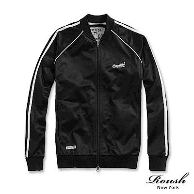 Roush ADIDAS風格復古運動外套(2色)