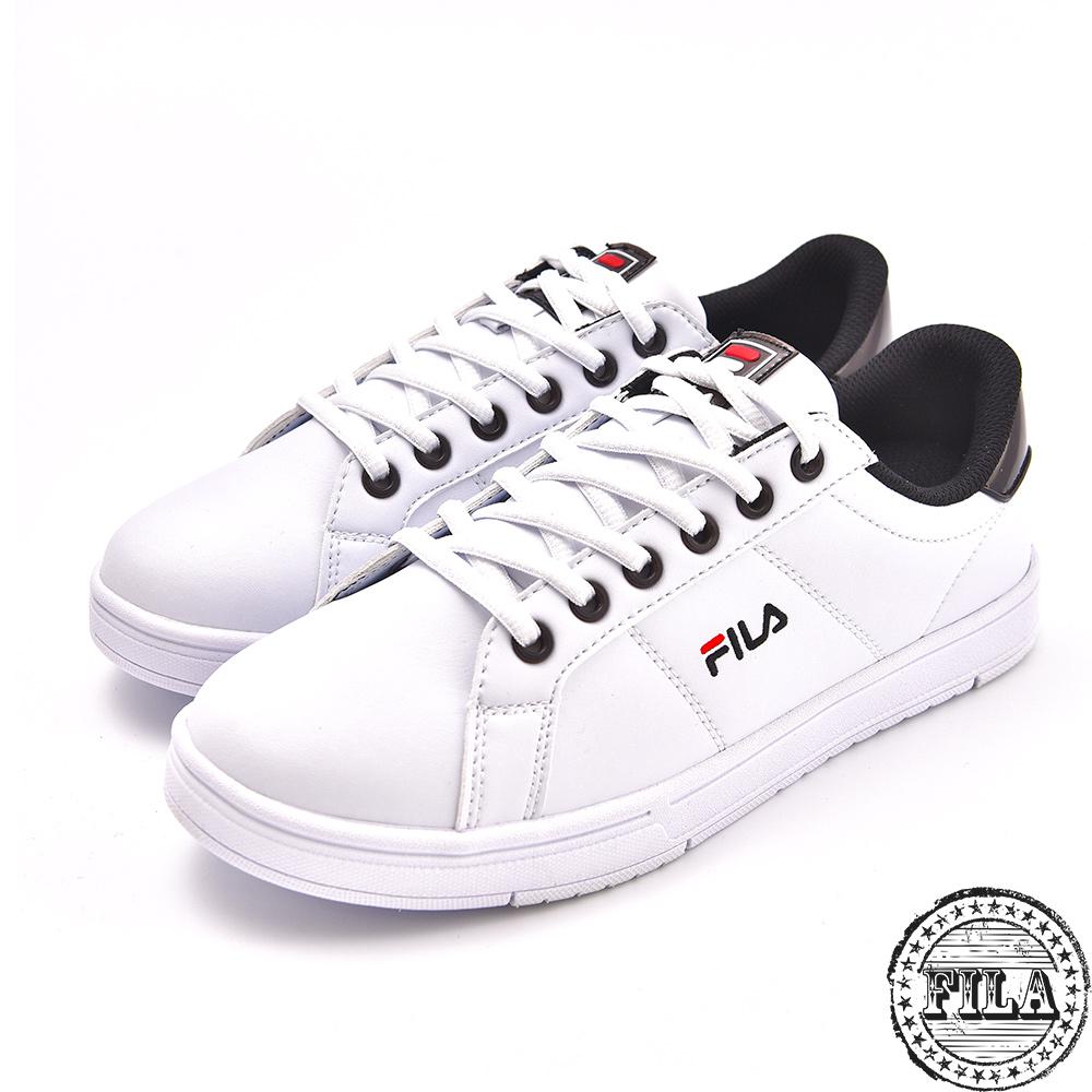FILA 男款 復古 休閒鞋 1 C302T 100 @ Y!購物