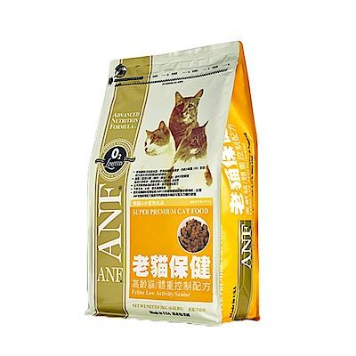 ANF愛恩富老貓保健-高齡貓/體重控制配方1.5kg