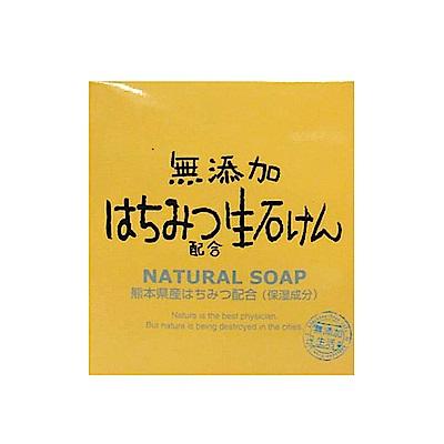 日本 MAX無添加蜂蜜生活肥皂(80g)
