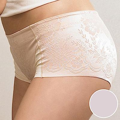 華歌爾-BABY HIP 64-82 低腰短管修飾褲(紫)微翹臀-無痕