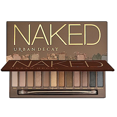 Urban Decay Naked 1 眼影盤12色 1.41gx12