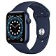 Apple Watch Series 6 (GPS) 44mm 藍色鋁金屬錶殼+藍色錶帶 M00J3TA/A product thumbnail 1