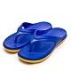 GOODYEAR 固特異  防水輕量彈力休閒運動夾腳拖鞋 寶藍黃 93766 product thumbnail 1