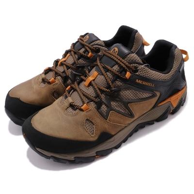 Merrell 戶外鞋 All Out Blaze 2 女鞋 GTX 防水 避震 Vibram底 耐磨 棕 黑 ML12105
