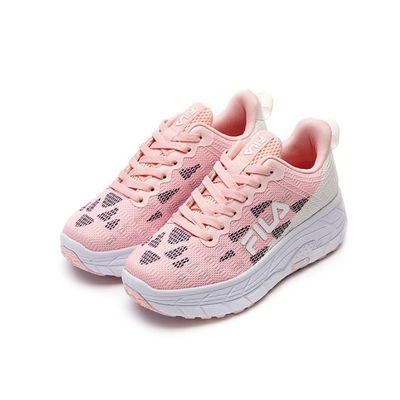 FILA CONTOUR LINE 女慢跑鞋-粉 5-J321V-511