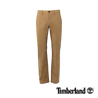 Timberland男款英倫卡其色SQUAM LAKE直筒休閒褲|A1V6N