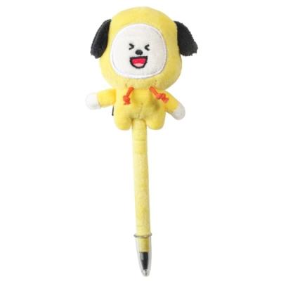 日本ENSKY萬年筆BT21正版吉祥物CHIMMY鋼筆459338(BTS朴智旻JIMIN/防彈少年團박지민創作)