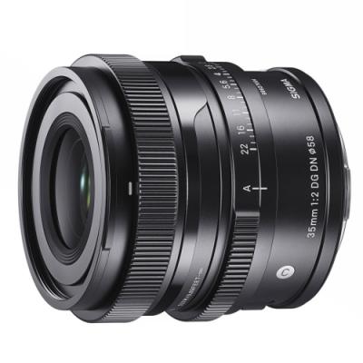 SIGMA 35mm F2 DG DN Contemporary 微單眼鏡頭 (公司貨)