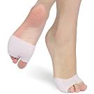 JHS杰恆社 足尖鞋套帶孔矽膠腳套保護套足尖保護套加厚超軟腳尖防磨鞋墊abe28