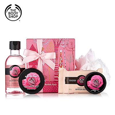 The Body Shop 英皇玫瑰精選原裝禮盒