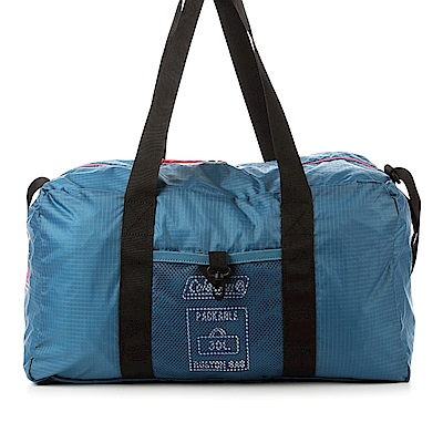 美國Coleman。可收摺輕量旅行袋CM-27018M000 (海軍藍)