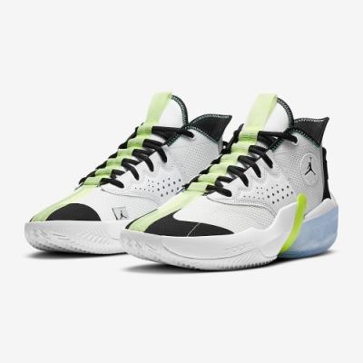 NIKE 籃球鞋 喬丹 緩震 包覆 運動鞋 男鞋 白黃 CK6617103 JORDAN REACT ELEVATION PF
