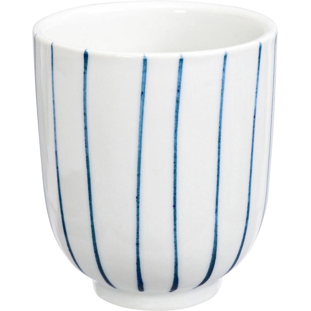 《Tokyo Design》陶製茶杯(直紋160ml)