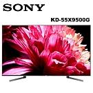 SONY索尼 55吋 4K HDR 智慧聯網液晶電視 KD-55X9500G 公司貨