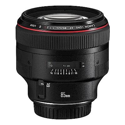 CANON EF 85mm F1.2L II USM超大光圈定焦鏡 (平行輸入)