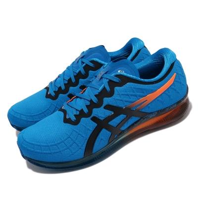Asics 慢跑鞋 Gel Quantum Infinity 男 亞瑟士 運動休閒 緩震 亞瑟膠 穿搭 藍 黑 1021A056400