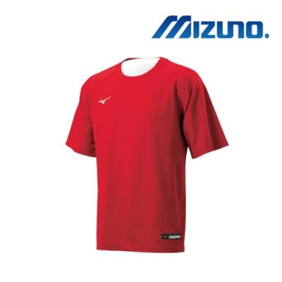Mizuno 美津濃 男棒球練習服 紅 12TC8L1162