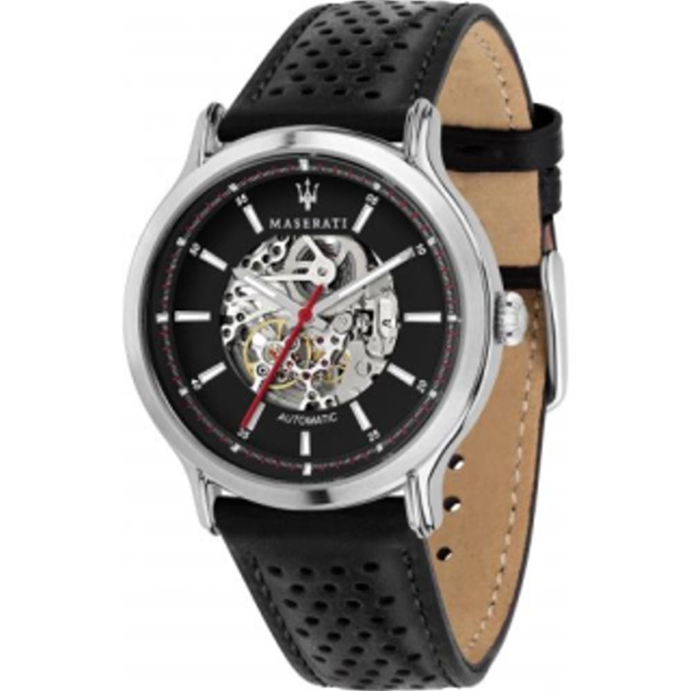 MASERATI TIME/瑪莎拉蒂/LEGEND 經典機械腕錶/R8821138001