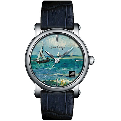 梵谷Van Gogh Swiss Watch梵谷經典名畫女錶(OPTM-L)