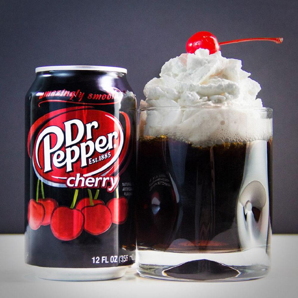 Dr Pepper 櫻桃可樂 (355mlx12瓶)