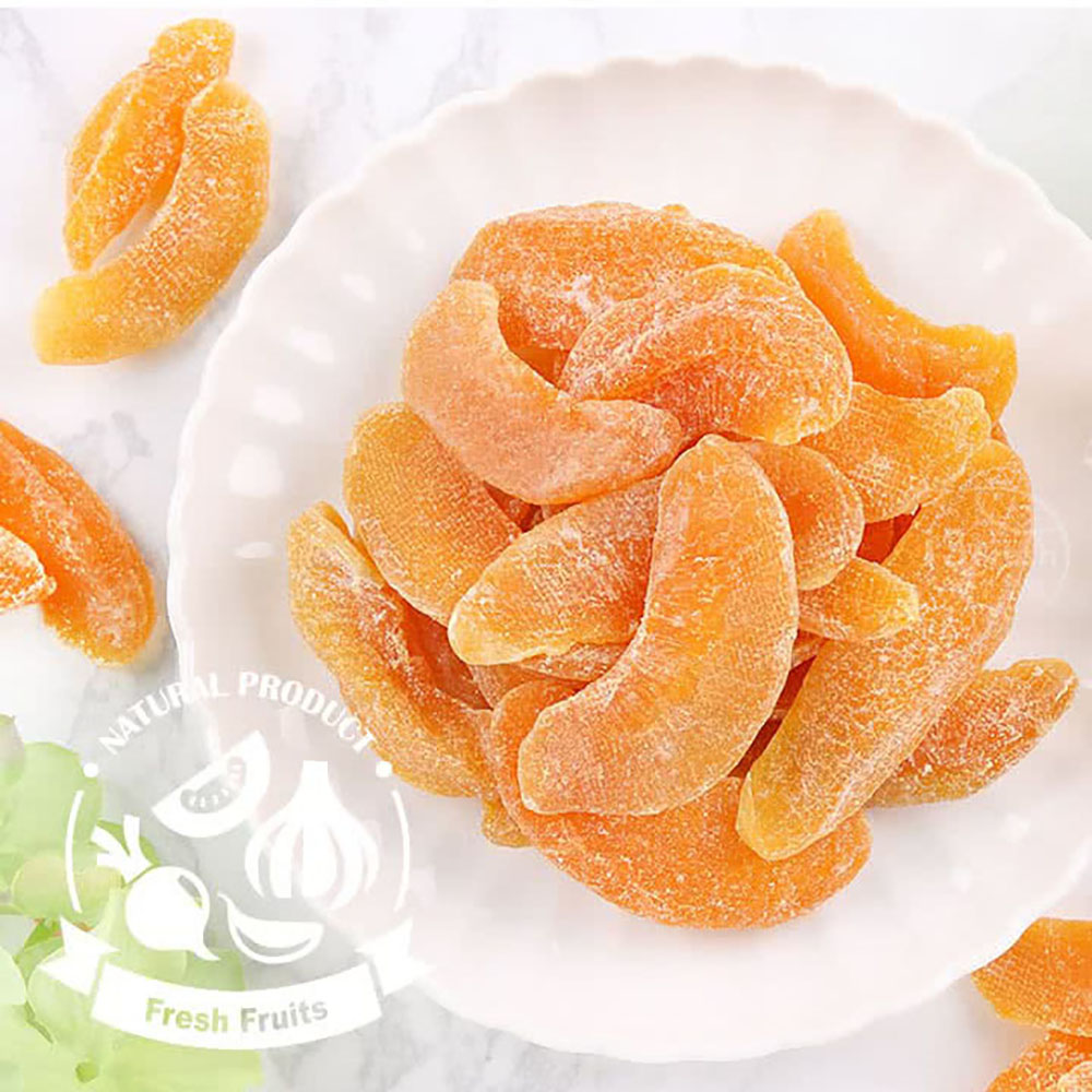 愛上新鮮 水蜜桃果乾 (80g±10%/包)