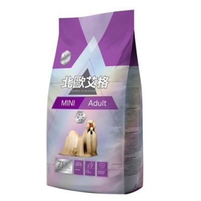 (2包組)【北歐艾格】小型成犬專用配方 1.8kg