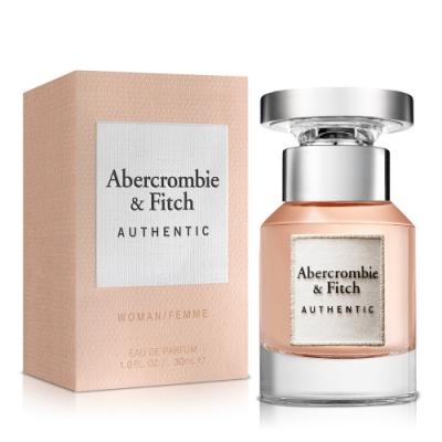Abercrombie & Fitch 真我女性淡香精30ml