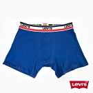 Levis 四角褲Boxer 彈性貼身 藍色