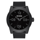 NIXON The CORPORAL 回歸夢想時尚運動腕錶-黑