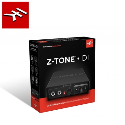 IK Multimedia Z-Tone DI 效果器