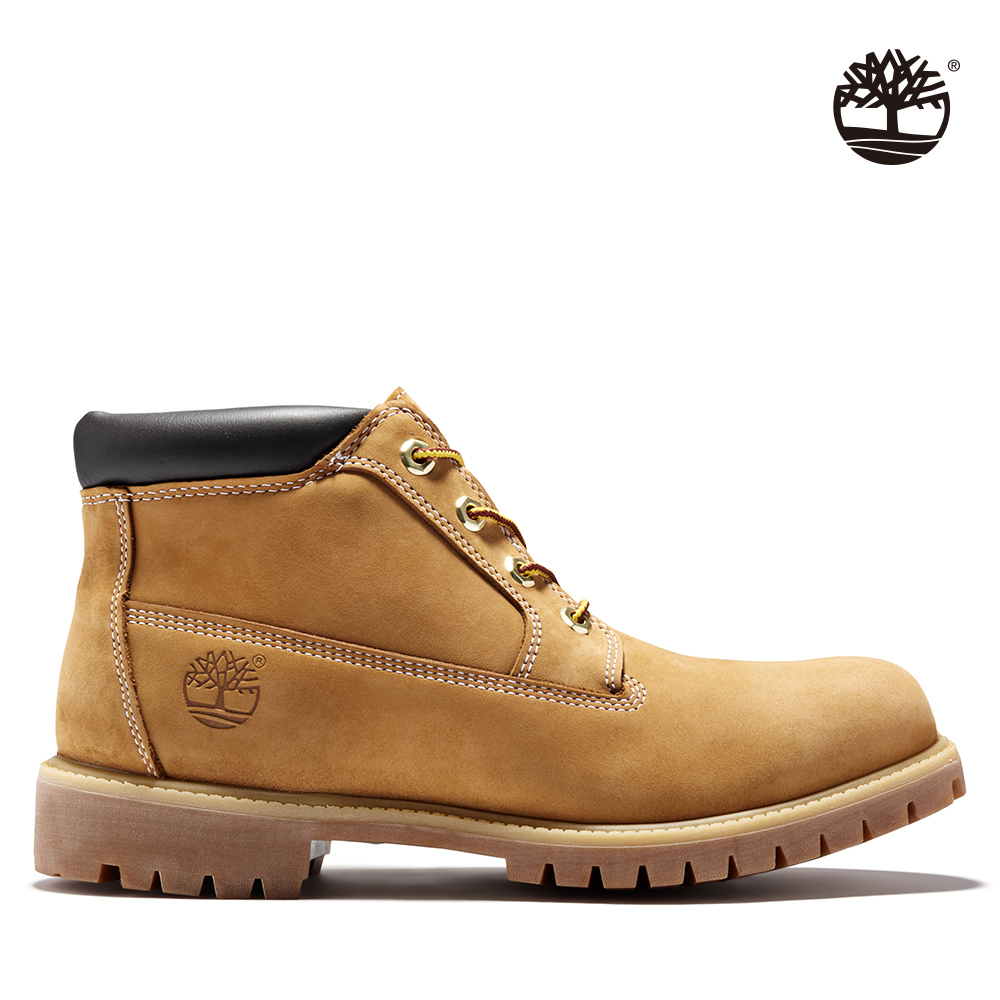 Timberland 男款經典中筒防水黃靴 product image 1