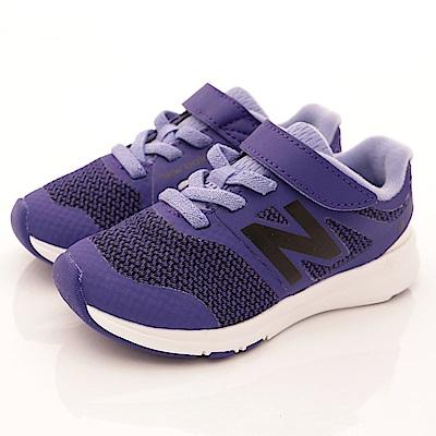 零碼-15cm NewBalance童鞋 針織運動鞋款 PREMTI紫