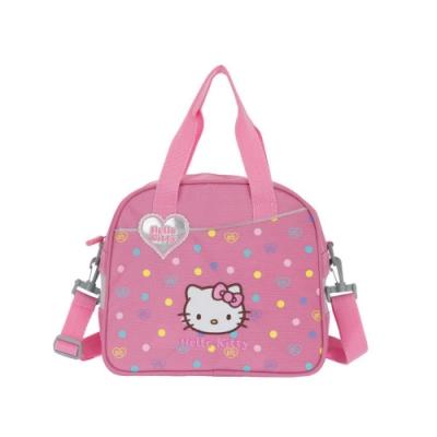 【IMPACT】輕量午餐袋-點點世界系列-粉紅 IMKT008PK