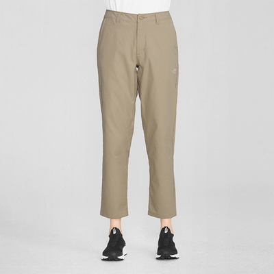 The North Face W CITY STANDARD ANKLE PANT 女 長褲 卡其-NF0A5AYBCEL