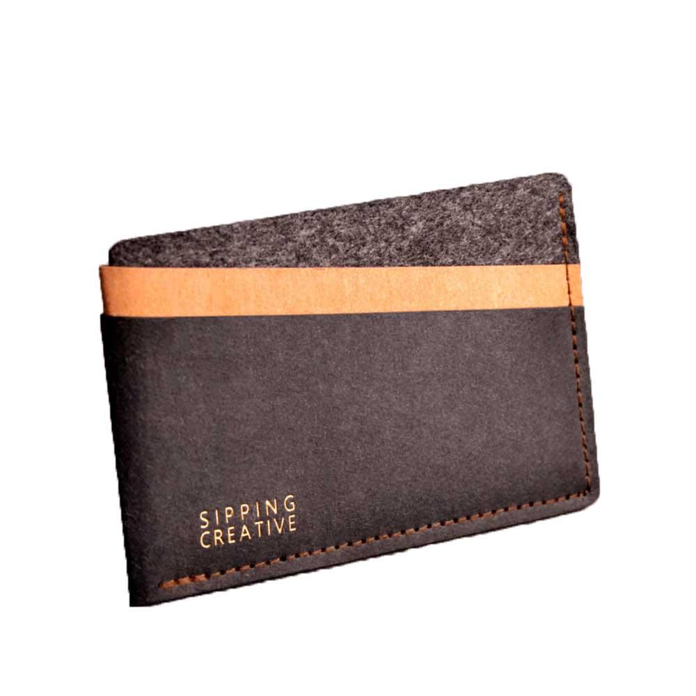 俬品創意 - 設計款紙革信用卡夾