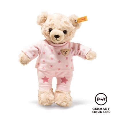 STEIFF德國金耳釦泰迪熊 Teddy Bear Girl with pyjama 星星睡衣小女孩