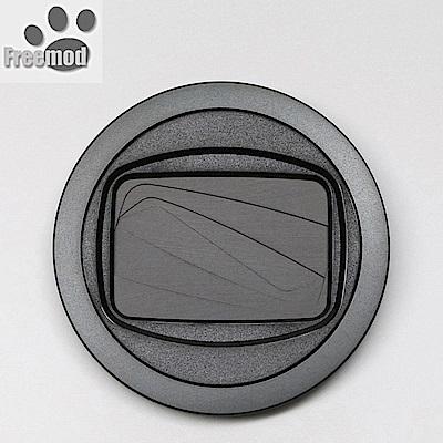 台灣製造Freemod半自動鏡頭蓋 半自動蓋X-CAP2黑色(口徑:40.5mm鏡頭蓋)半自動開啟關閉lens cap