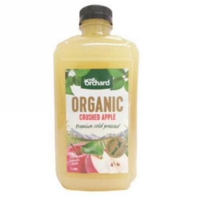 統一生機 MILL ORCHARD 有機蘋果汁(1L)