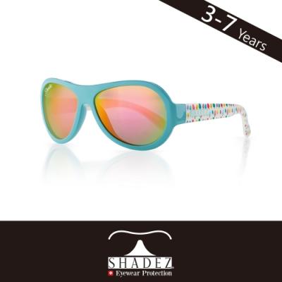 瑞士SHADEZ兒童太陽眼鏡SHZ-68(年齡3-7)--粉藍冰淇淋