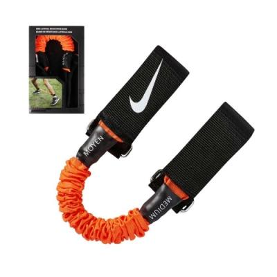 NIKE 手足彈力組繩中量級 黑橘