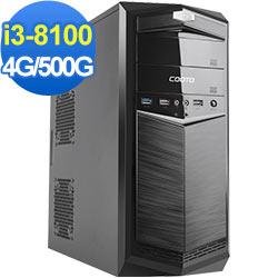 技嘉H310平台[競技傭兵]i3四核效能電腦