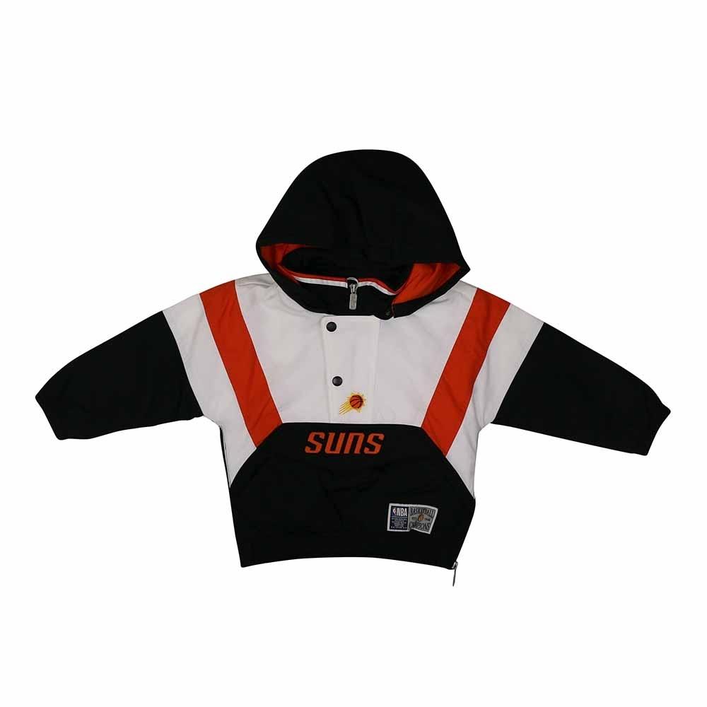 NBA Style WOVEN JUMPER 兒童 套頭風衣 連帽上衣 太陽隊