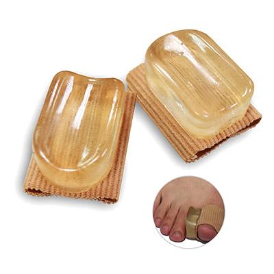 Aqnui 拇指外側露趾保護套 (4個/二雙)