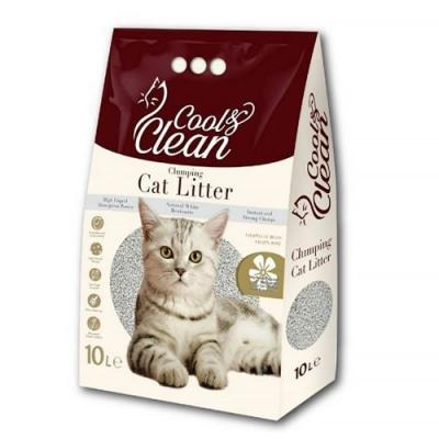 加拿大《BABY香味-沛緹麥司》貓砂 10L/包*4包組