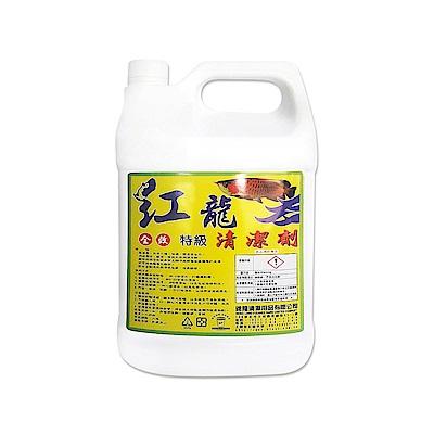 紅龍全效特級清潔劑1加侖/瓶