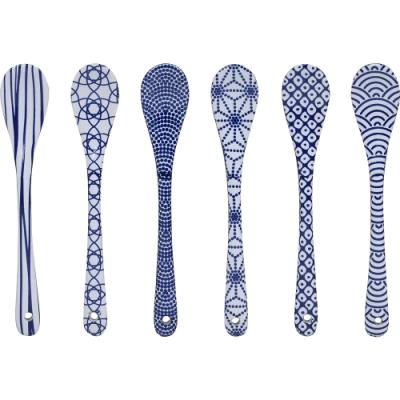 《Tokyo Design》瓷製攪拌匙6件