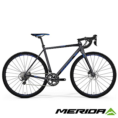 《MERIDA》美利達 高性能越野跑車MISSION CX 400 灰銀2019